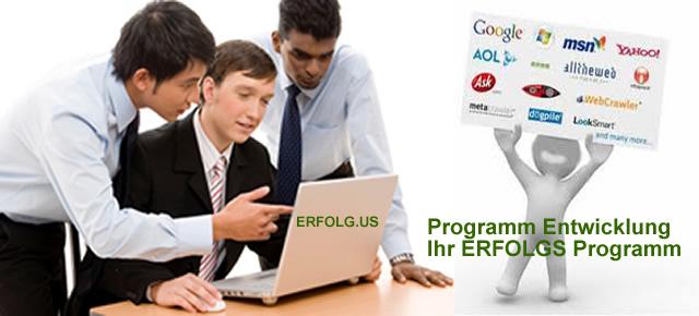 Programmentwicklung SEO Programm